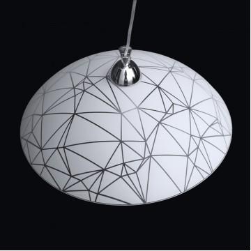 Подвесной светильник Максисвет 2-5659-1-CR E27 410мм