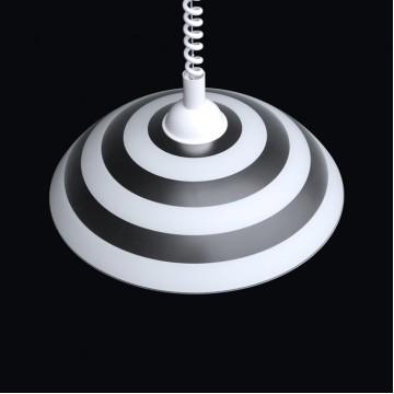 Подвесной светильник Максисвет 2-5661-1-WH E27 360мм