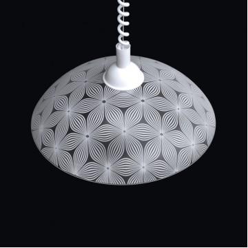 Подвесной светильник Максисвет 2-5663-1-WH E27 360мм