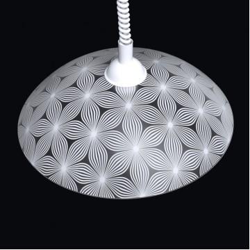 Подвесной светильник Максисвет 2-5663-1-WH E27 410мм