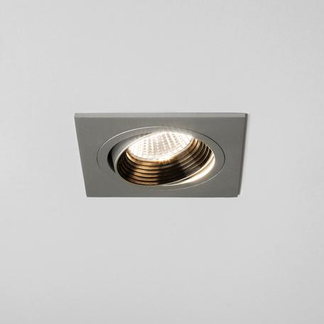 Встраиваемый светодиодный светильник Astro Aprilia 1256030, LED 6,1W 3000K 627,7lm CRI80, алюминий, металл