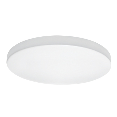 Потолочный светодиодный светильник Lightstar Arco 225202, IP44, LED 20W 3000K 1920lm, белый, пластик