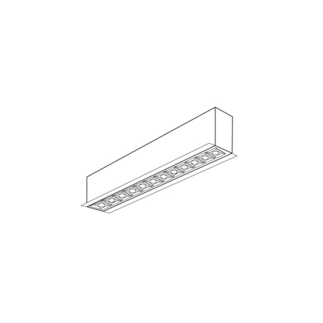 Встраиваемый светодиодный светильник Donolux Eye DL18502M131B12.48.335B
