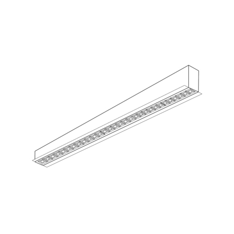 Встраиваемый светодиодный светильник Donolux Eye DL18502M131B30.34.810B, LED
