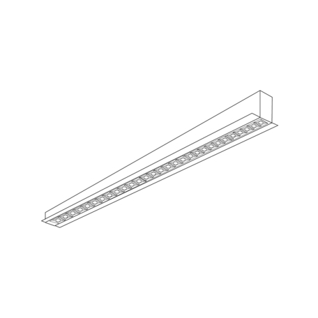 Встраиваемый светодиодный светильник Donolux Eye DL18502M131W36.34.971W