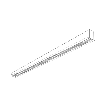 Встраиваемый светодиодный светильник Donolux Eye DL18502M131W42.48.1180W, LED