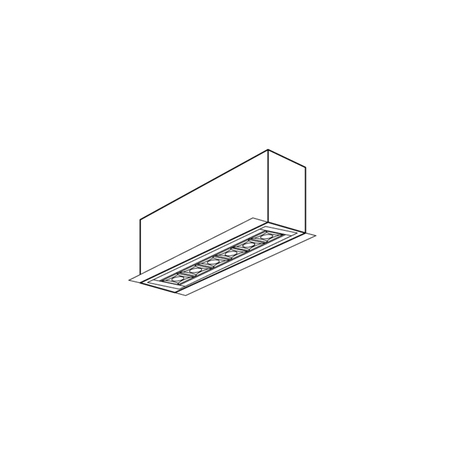 Встраиваемый светодиодный светильник Donolux Eye DL18502M131W6.48.176W, LED