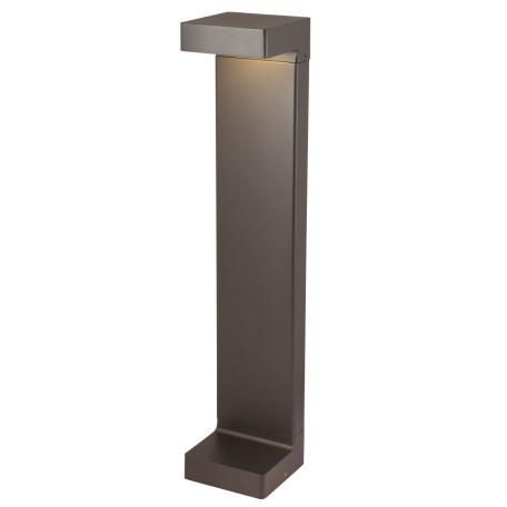Садово-парковый светодиодный светильник Maytoni Barclay Street O013FL-L9B, IP54, LED 9W 3000K (теплый), черный, металл