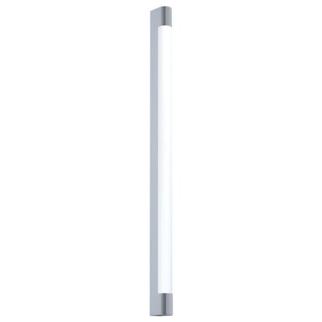 Настенный светодиодный светильник для подсветки зеркал Eglo Tragacete 98444, IP44, LED 16W 4000K 2200lm, хром, металл с пластиком