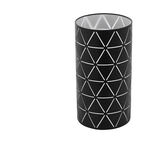 Настольная лампа Eglo Ramon 98354, 1xE27x40W, черный, пластик