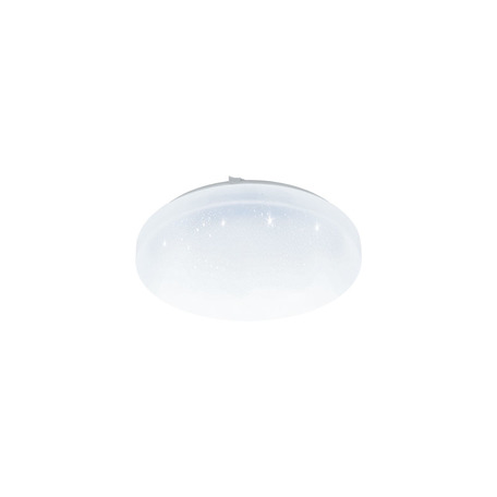 Потолочный светодиодный светильник с пультом ДУ Eglo Frania-A 98294, IP44, LED 12W 2765K 1050lm CRI>80, белый, металл, пластик