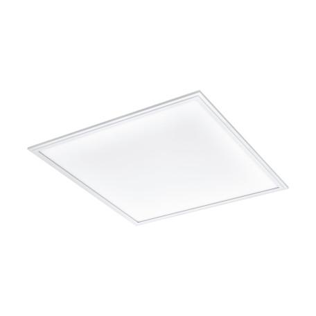 Потолочный светодиодный светильник Eglo Salobrena-M 98418, LED 34W 4000K 4600lm, белый, металл, металл с пластиком