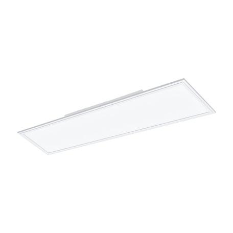 Потолочный светодиодный светильник Eglo Salobrena-M 98419, LED 33W 4000K 5400lm, белый, металл, металл с пластиком