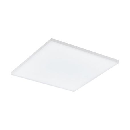 Потолочный светодиодный светильник Eglo Turcona 98476, LED 20W 3000K 2400lm, белый, металл, металл с пластиком