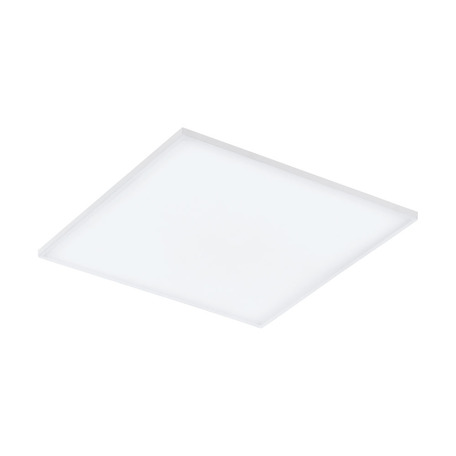 Потолочный светодиодный светильник Eglo Turcona 98477, LED 33W 3000K 3800lm, белый, металл, металл с пластиком