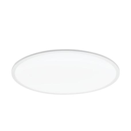 Потолочный светодиодный светильник Eglo Sarsina 98485, LED 35W 4000K 5900lm, белый, металл, металл с пластиком
