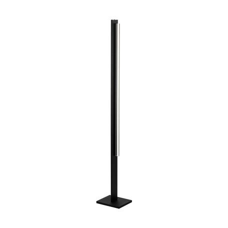 Светодиодный торшер Eglo Spadafora 98498, LED 20W 3000K, черный, металл, металл с пластиком