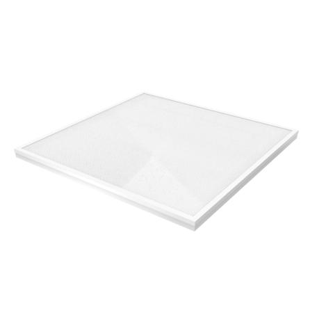 Светодиодная панель для встраиваемого или накладного монтажа Gauss 842123245, LED 45W 4000K 4100lm CRI70, белый, металл с пластиком