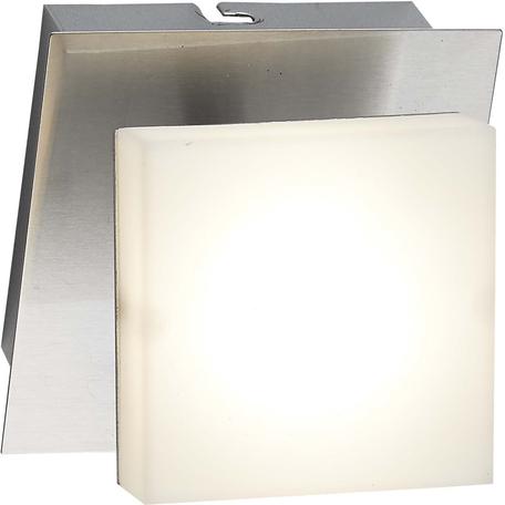 Потолочный светодиодный светильник Toplight Gwendolen TL1240Y-01CH, LED 5W, хром, белый, металл, пластик