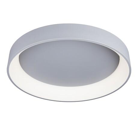 Потолочный светодиодный светильник с пультом ДУ Omnilux Ortueri OML-48517-96, LED 96W 4000K (дневной)
