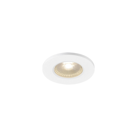 Встраиваемый светодиодный светильник SLV KAMUELA ECO 1001016, IP65, LED 3000K, белый, металл