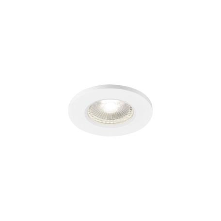 Встраиваемый светодиодный светильник SLV KAMUELA ECO 1001018, IP65, LED 4000K, белый, металл