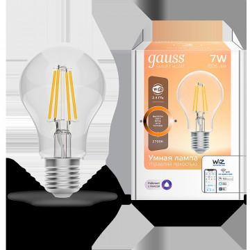 Филаментная светодиодная лампа Gauss 1200112