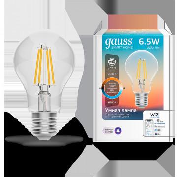 Филаментная светодиодная лампа Gauss 1220112