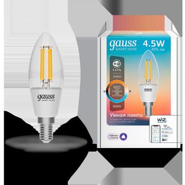 Филаментная светодиодная лампа Gauss 1250112