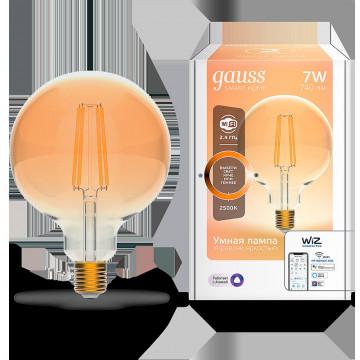 Филаментная светодиодная лампа Gauss 1320112