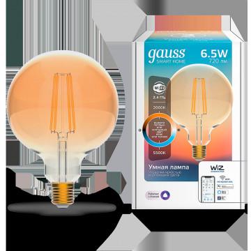 Филаментная светодиодная лампа Gauss 1340112
