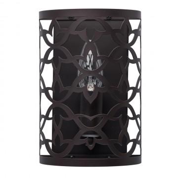 Бра MW-Light Замок 249028201, коричневый, металл