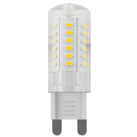 Светодиодная лампа Voltega Simple 6989 капсульная G9 3W, 2800K (теплый) 220V, гарантия 2 года