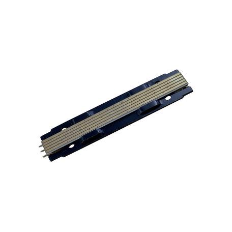 Электрическая плата для магнитного шинопровода Donolux Magic Track Electrical Plate 100 DLM/X Black