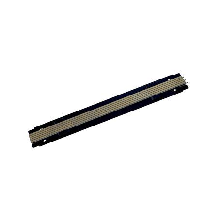 Электрическая плата для магнитного шинопровода Donolux Magic Track Electrical Plate 200 DLM/X Black