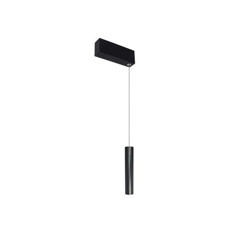 Подвесной светодиодный светильник для магнитной системы Donolux Charm DL18792/01M Black