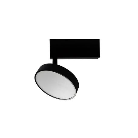 Светодиодный светильник для магнитной системы Donolux Moon DL18791/Black 12W