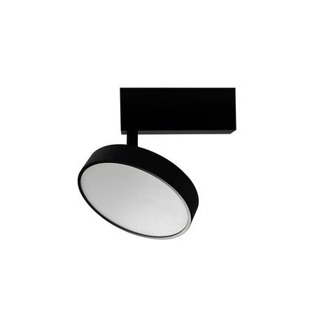 Светодиодный светильник для магнитной системы Donolux Moon DL18791/Black 24W 4000К