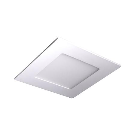 Встраиваемая светодиодная панель Donolux City DL18455/18W White SQ Dim