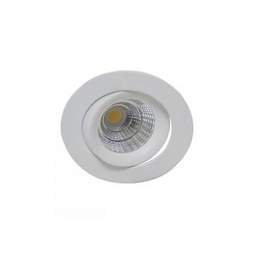 Встраиваемый светодиодный светильник Donolux Basis DL18894R12W1, IP45, LED