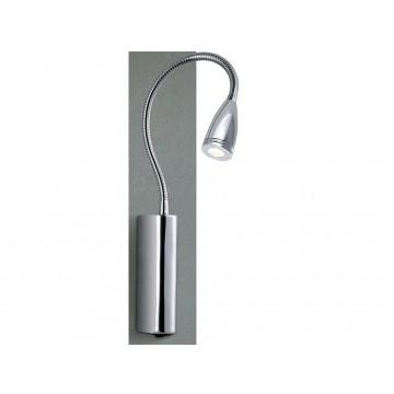 Настенный светодиодный светильник Newport 14801/A LED сhrome (М0057232), LED 3W, хром, металл