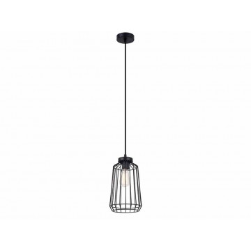 Подвесной светильник Newport 13100 13101/S (М0057521), 1xE27x40W, черный, металл