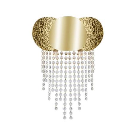Бра L'Arte Luce Luxury Mastery L38522.92, 4xG9x20W, металл, хрусталь