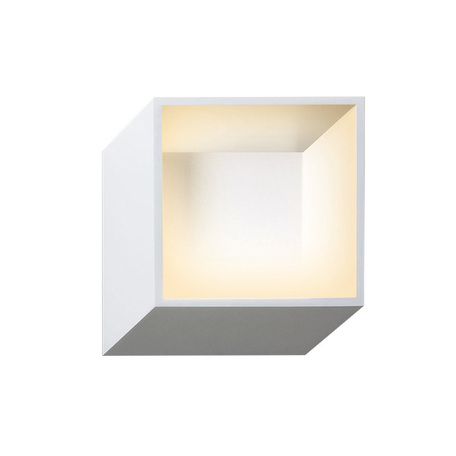 Настенный светодиодный светильник L'Arte Luce Luxury Tetro L42021, LED, металл