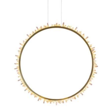 Подвесной светодиодный светильник L'Arte Luce Luxury Alone L40203, LED, металл, хрусталь