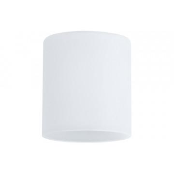 Плафон Paulmann Zyli 60004, белый, стекло