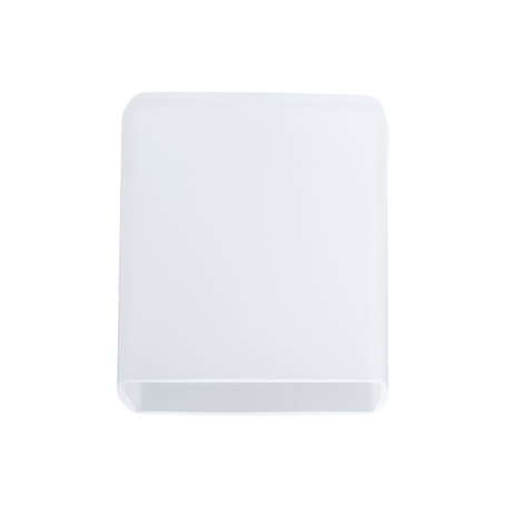Плафон Paulmann Quard 60015, белый, стекло
