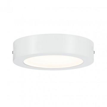 Потолочный светодиодный светильник Paulmann Cesena 50082, LED 9W, белый, пластик