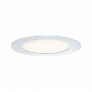 Светодиодная панель Paulmann More Tunable White 50071, LED 7W, белый, металл с пластиком