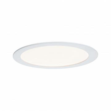 Светодиодная панель Paulmann More Tunable White 50072, LED 12W, белый, металл с пластиком